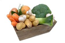 Free Seasonal Vegetables Stock Photos - 35561823