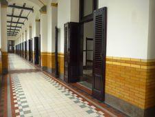 Free Lawang Sewu Old Building Royalty Free Stock Photo - 35569265