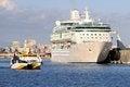 Free Modern Cruise Royalty Free Stock Photography - 35571327