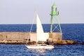Free Sailing Boat Stock Photo - 35571460