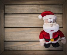 Free Toy Santa Claus Stock Images - 35570444