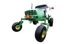 Free Green Tractor Stock Photo - 35570480