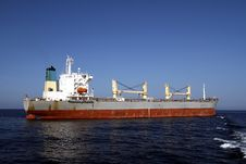 Free General Cargo Vessel Royalty Free Stock Photos - 35571008