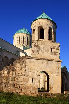 Free Bagrati Cathedral, Kutaisi, Georgia Royalty Free Stock Photos - 35579328
