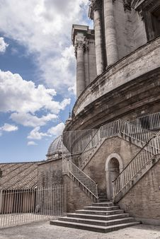 Free Basilica Of St. Peter Stock Photos - 35579963