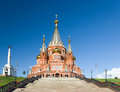 Free Saint Michael&x27;s Cathedral In Izhevsk Royalty Free Stock Photography - 35589237