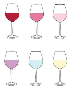Free Wine Glasses Royalty Free Stock Image - 35586476