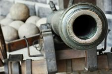 Free Cannon Stock Photography - 35591982