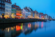 Free Copenhagen, Denmark Royalty Free Stock Photography - 35593067