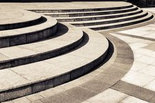 Free Circular Stair Royalty Free Stock Photos - 35595158
