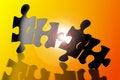 Free Jigsaw Stock Image - 3567221