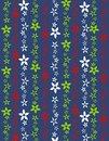 Free Retro Poinsettia Background 2 Stock Photo - 3567960