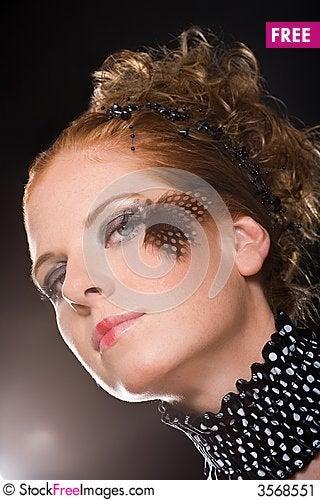 Free Beauty 3 Stock Image - 3568551