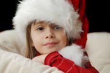 Free Santas Helper Royalty Free Stock Photo - 3560415