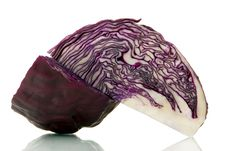 Free Red Cabbage Royalty Free Stock Photos - 3560578