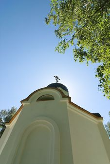 Free Church Stock Image - 3560751