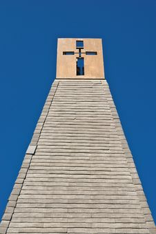 Free Church Tower Royalty Free Stock Photos - 3561168