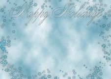 Free Elegant Christmas Greeting Royalty Free Stock Photo - 3561795