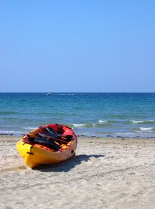 Free Kayak Royalty Free Stock Image - 3562006