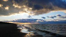 Free Autumn Sunset Royalty Free Stock Photo - 3562105