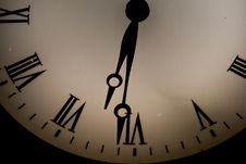 Free Old Clock Stock Photography - 3562872
