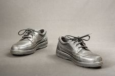 New Business Shoes Stock Images