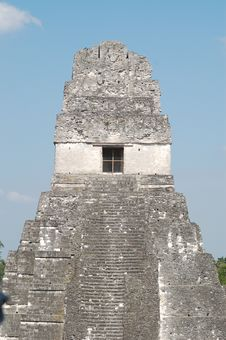 Free Tikal Stock Photo - 3564400