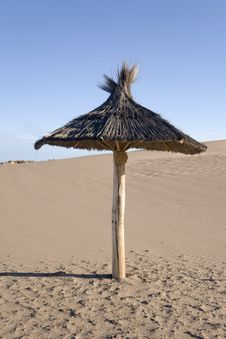Free BEACH PARASOL Stock Photos - 3564453