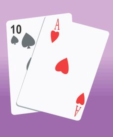 Free Playing Cards Stock Image - 3564881