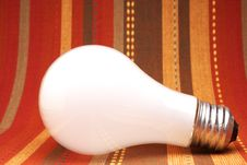 Free White Light Bulb Stock Photography - 3564972