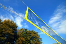 Free Volleyball Net Royalty Free Stock Images - 3565589