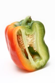 Free Pepper In The Cut Stock Image - 3565841