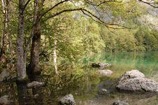 Free Lake Obersee Stock Image - 3568511