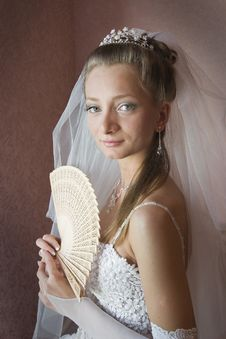 Free Young Bride Stock Images - 3568544