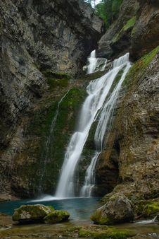 Free Falls Stock Image - 3568821