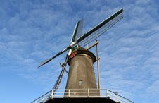 Free Traditional Dutch Windmill Stock Image - 3569111