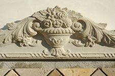 Ornate Design Element Royalty Free Stock Photos