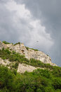 Free Cloudy Weather Over Crimea Mountains Stock Photo - 35609640