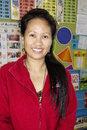 Free Asian Female Teacher Royalty Free Stock Photo - 35609855