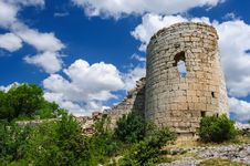 Free Suyren Fortress Royalty Free Stock Image - 35609646