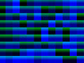 Free Abstract Blue And Green Squares Background Stock Photos - 35610603
