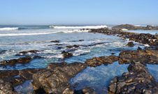 Free Tidal Pool Royalty Free Stock Photography - 35614567