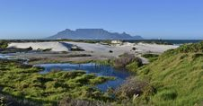 Free Table Mountain Stock Photography - 35614782