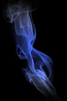 Free Colored Smoke Stock Image - 35615001