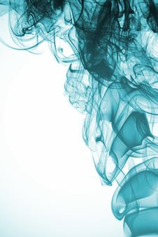 Free Colored Smoke Royalty Free Stock Photography - 35615027