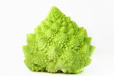 Free Romanesco Cabbage Royalty Free Stock Images - 35617449