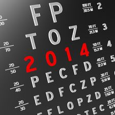 Free New Year New Vision Stock Image - 35617651