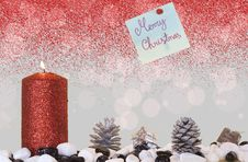 Free Christmas Card Stock Photography - 35618292
