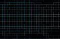 Free Neon Grid On Black Background Stock Images - 35621514