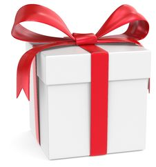 Gift Box. Stock Photos